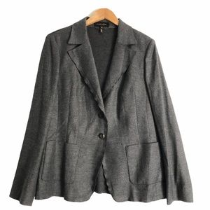 Escada Wool Cashmere Blazer Size 44